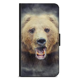 Bjornberry Wallet Case LG G5 - Angry Bear