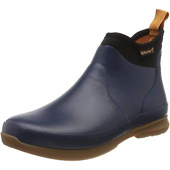 "Gateway Jodhpur Lady 6"" Wellington Boots Blue"