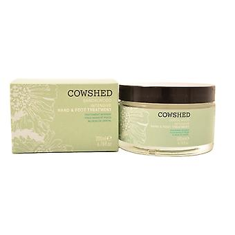 Cowshed Sandalwood Intensive Hand & Foot Treatment 200ml NEW. Women's