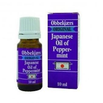 Obbekjaers - Obbekjaers Japanese Oil Of Pep 10ml