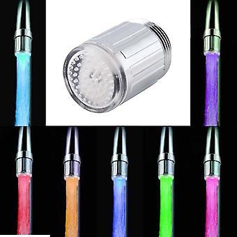 Robinet led aérateur-mixeur à robinet de 7 couleurs Tap