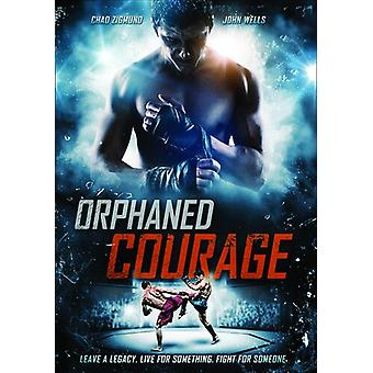 Orphaned Courage [DVD] USA import
