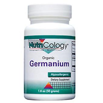 Nutricology/ Allergy Research Group Organic Germanium Powder, 50 Grams
