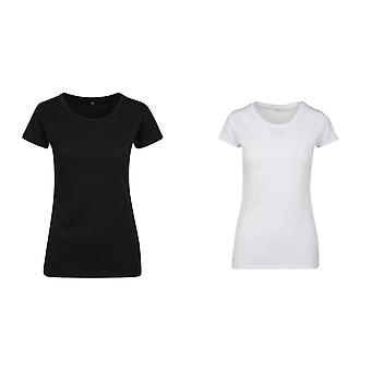 Build Your Brand Womens/Ladies Jersey T-Shirt
