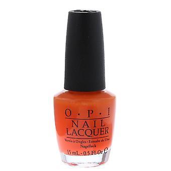 OPI Nail Lacquer 15ml - Juice Bar Hopping