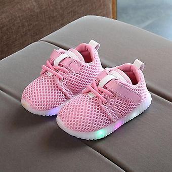 Led svietiace tenisky rozsvietiť topánky pre dieťa &