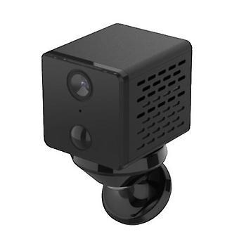Drahtlose Minikamera 1080p mit Infrarot-Bewegungsmelder