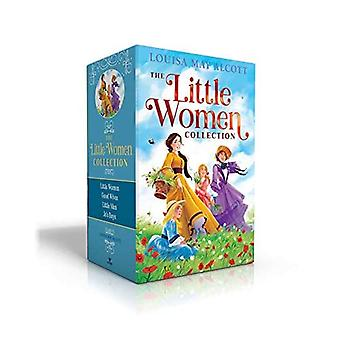 Little Women -kokoelma: Pienet naiset; Hyvät vaimot; Pikkumiehet; Jo's Boys (Pikku naisten kokoelma)