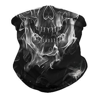 2 pcs Quick Dry Breathable Multifunctional Motorcycle Bike Mask - Universal Size