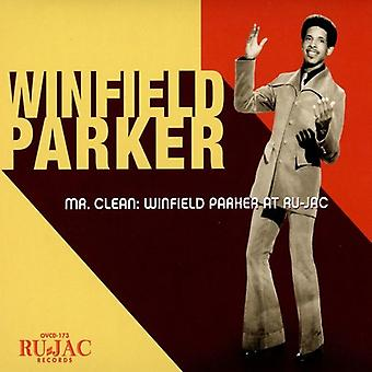 Winfield Parker - Mr Clean: Winfield Parker at Ru-Jac [CD] USA import