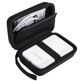 Armazenamento duro Austor carregando saco de caso de viagem para impressora móvel zip polaroid, hp sprocket portátil ph