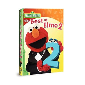 Sesame Street - Best of Elmo 2 [DVD] USA import