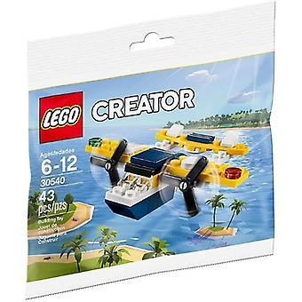 LEGO 30540 كيس بوليب الطائرة المائية الصفراء