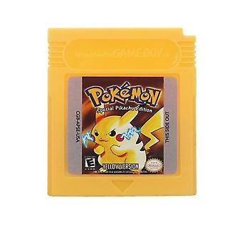Poke Series Classic Collect Version - Video Game Cartridge Console Card