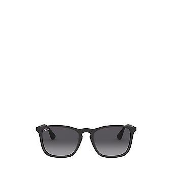 Ray-Ban RB4187 Gummi schwarz männlich Sonnenbrille