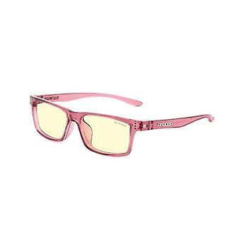 Gunnar Cruz Kids Large Amber Pink Indoor Digital Eyewear