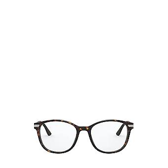 Prada PR 02WV havana unisex okulary