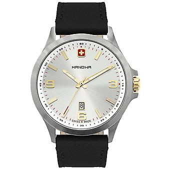Mens Watch Hanowa 16-4089.04.001, Quartz, 43mm, 5ATM