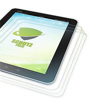 3 x screen protector Applen iPad Pro 12,9 + puhdistusliina