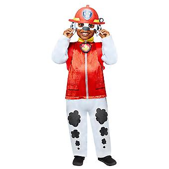 Jungen Marshall Deluxe Kostüm - Paw Patrol