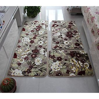 Soft Bath Mat Set