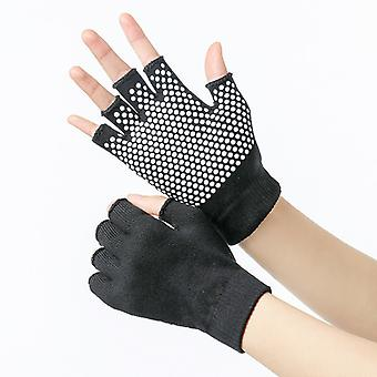 Aerial yoga antislip handschoenen