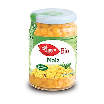 Økologisk kogt sød majs 369 g
