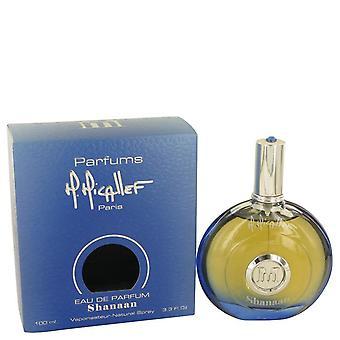 Micallef Shanaan Eau De Parfum Spray By M. Micallef 3.3 oz Eau De Parfum Spray