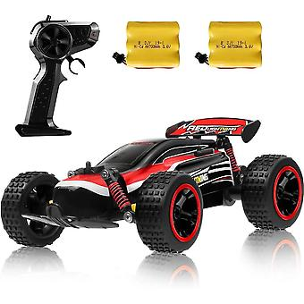 DZK RC Racing Car, 2.4Ghz High Speed Remote Control Car, 1:18 2WD Toy Cars Buggy for Boys &