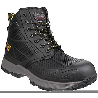 Dr martens calamus s1p metal-free safety boots mens