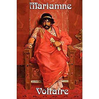Mariamne by Voltaire - 9781617202612 Book