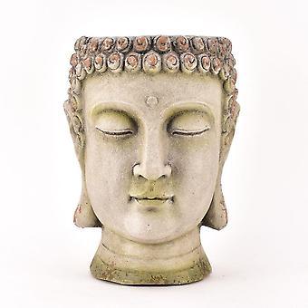 Widdop & Co. Large Buddha Head Planter