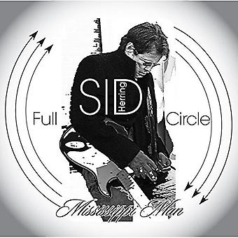 SID Herring - Full Circle [CD] USA import