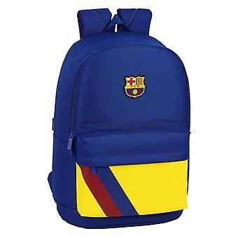 Koululaukku F.C. Barcelona Sininen