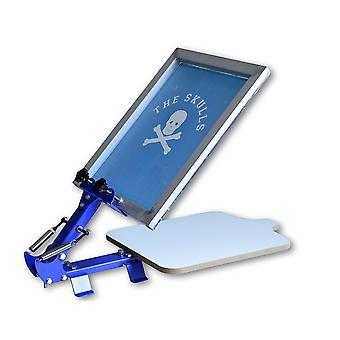 T-shirt screentryckmaskin