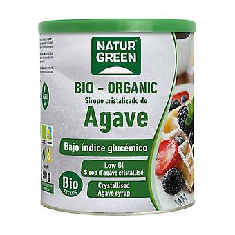 Crystallized Agave Syrup Bio 500 g