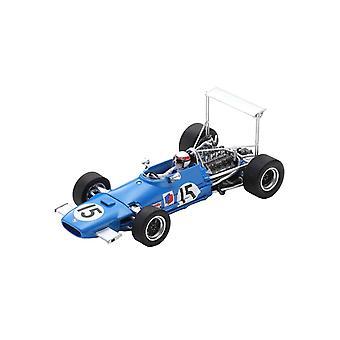 Matra MS10 No.15 Winner US GP (1968) Resin Model Car