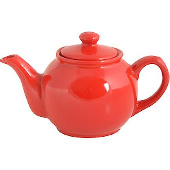 Price & Kensington Brights Teapot 2 Cup Red