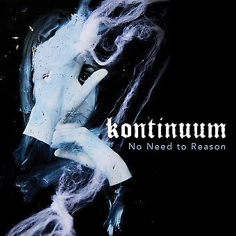 Kontinuum - No Need To Reason Vinyl
