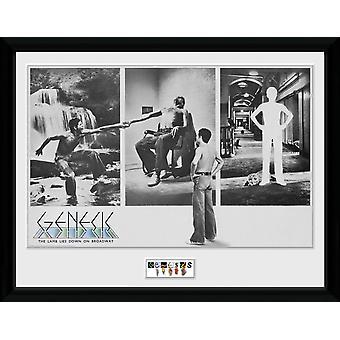 Genesis - The Lamb Lies Down V2 Collector Print