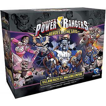 Power Rangers: Heroes of the Grid Villian Pack #2