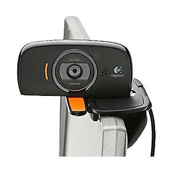 C525 1280 x 720 Pixels Résolution Usb 2.0 Clip sur webcam Hd