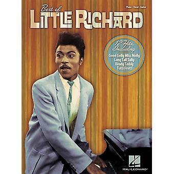 Lo mejor de Little Richard Piano, Voz y Guitarra 884088195762