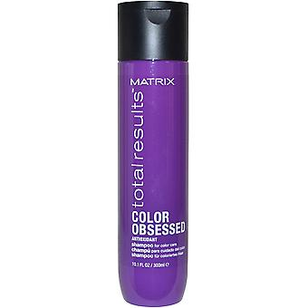Matrix Total Results Color Obsessed Antioxidant Shampoo 300ml Shampoo for Color Care