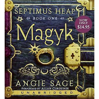Magyk Low Price CD von Angie Sage & gelesen von Allan Corduner