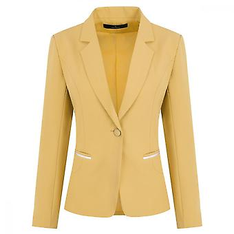 Mile Womens Casual Jacket Casual Work Blazer Office Jacket Slim Fit Blazer For Business