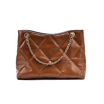 Large Shoulder Bag Women Travel Bags Pu Leather Quilted Bag Female Luxury Handbags Women Bags