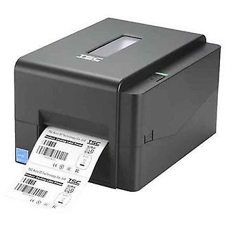 """Принтер билетов TSC TE200 4"""" USB RS232 Ethernet LAN 203 dpi черный"""