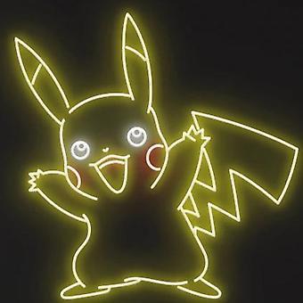 """Pikachu"" - pokemon neon sign"
