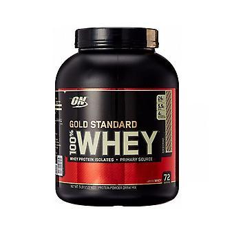 Optimal näring 100% Guldstandard - Vassleproteinpulver - 2,2 kg